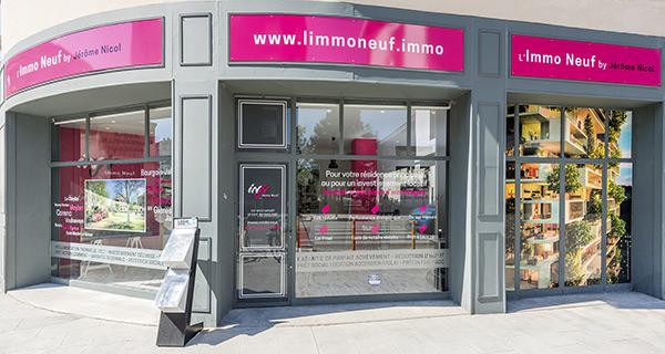 L'Immoneuf by Jérôme Nicol à Grenoble