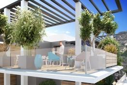Comment aménager la terrasse de votre appartement neuf à Grenoble ?