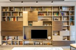 cacher télévision appartement limmo neuf