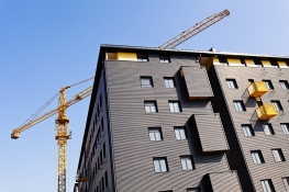 Construction appartement