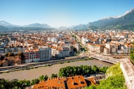 Immobilier ville de Grenoble